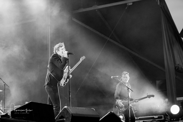 Spoon Performs at ACL Fest 2017