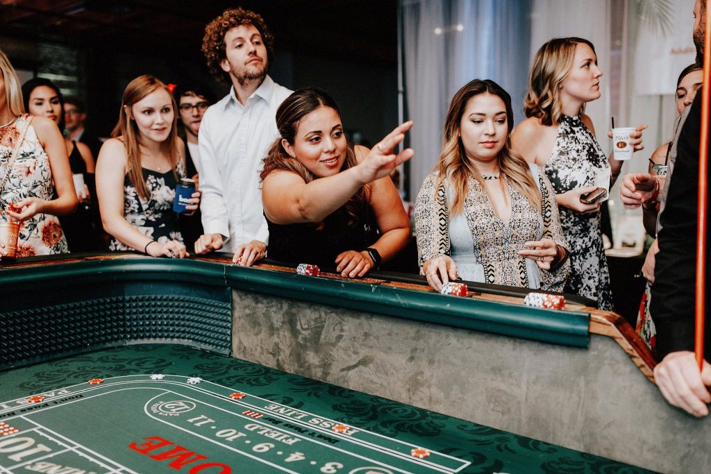 Austin Young Chamber Casino Social
