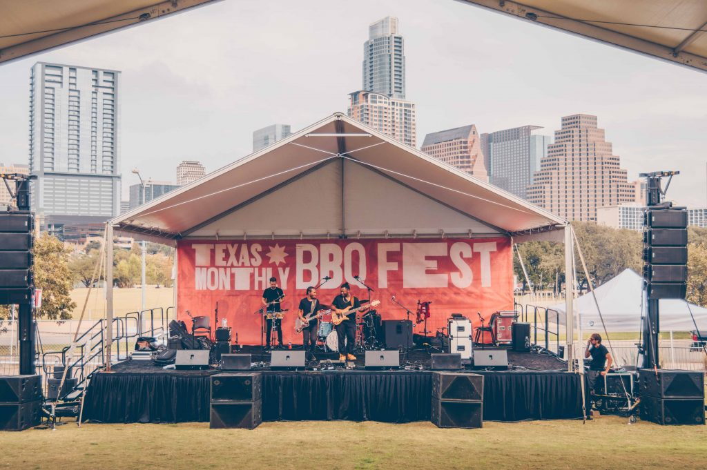 Live Music at Texas Monthly BBQ Fest