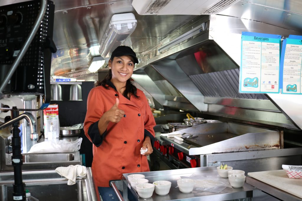 Austin's Top Chefs Reyna Vasquez of Veracruz All Natural