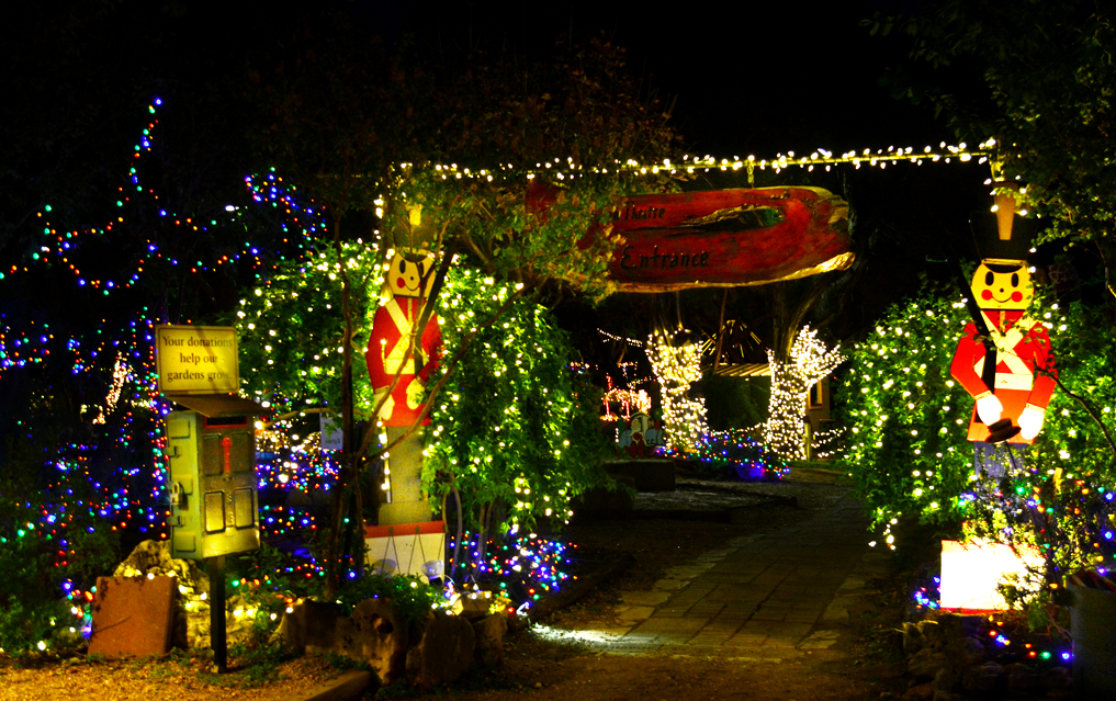 Wimberley Texas Trail of Lights