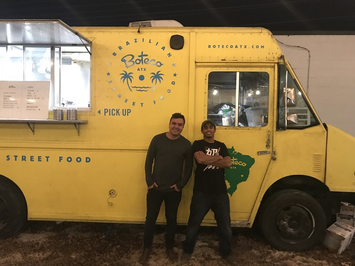 Boteco Food Truck in East Austin