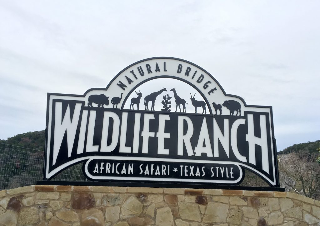 Natural Bridge Wildlife Ranch in San Antonio