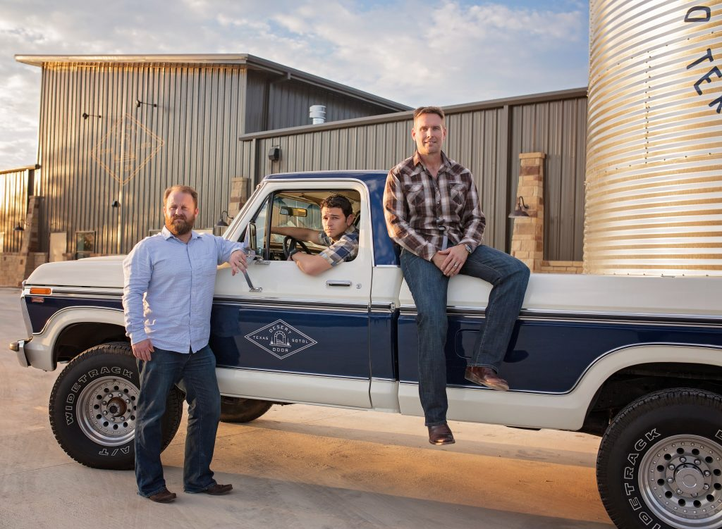 Desert Door Distillery Founders