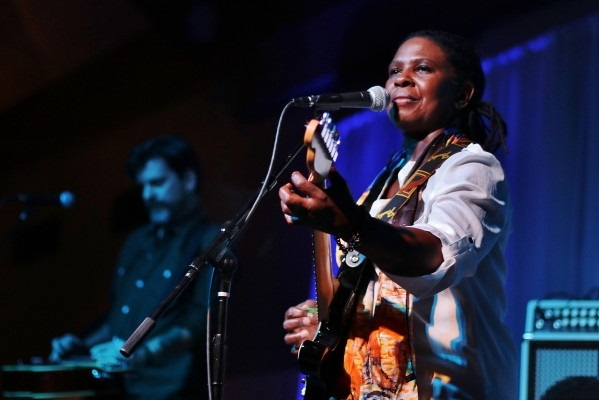 Ruthie Foster at Swan Songs Serenade