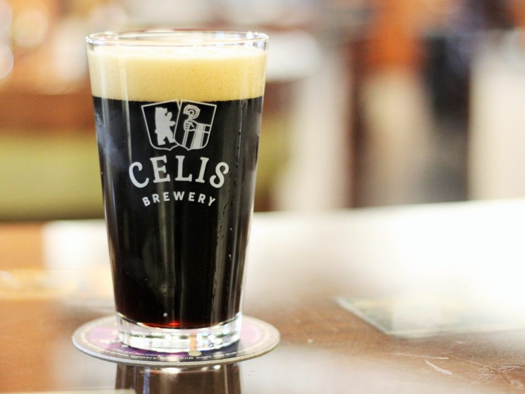 Celis Dubbel Coffee Porter Winter Drink