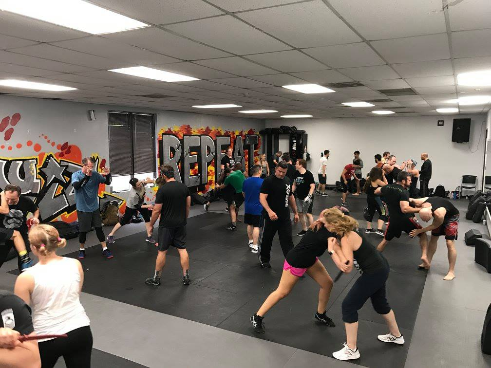 Self Defense Classes in Austin at Krav Maga