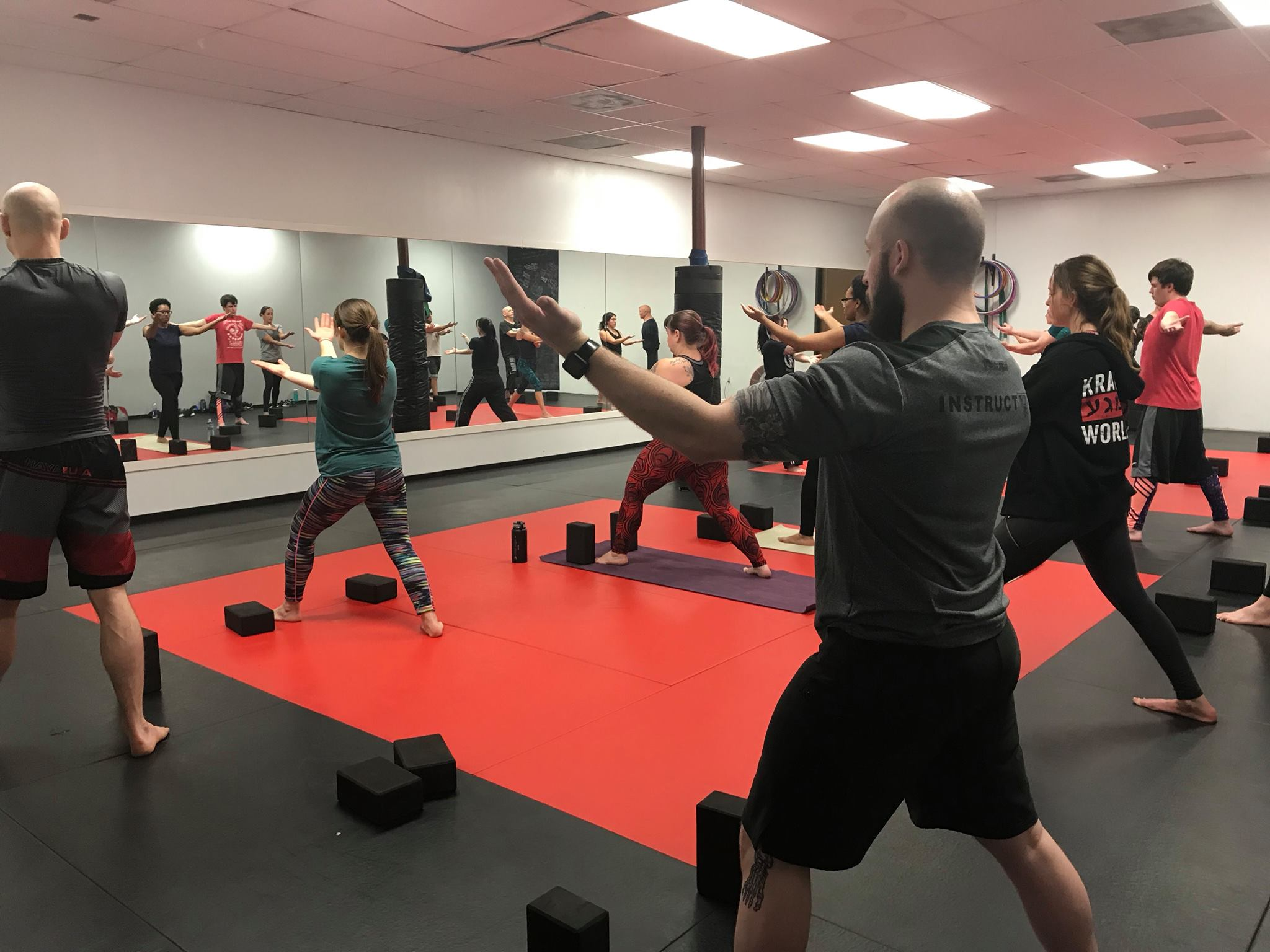 Fit and Fearless Yoga in Austin