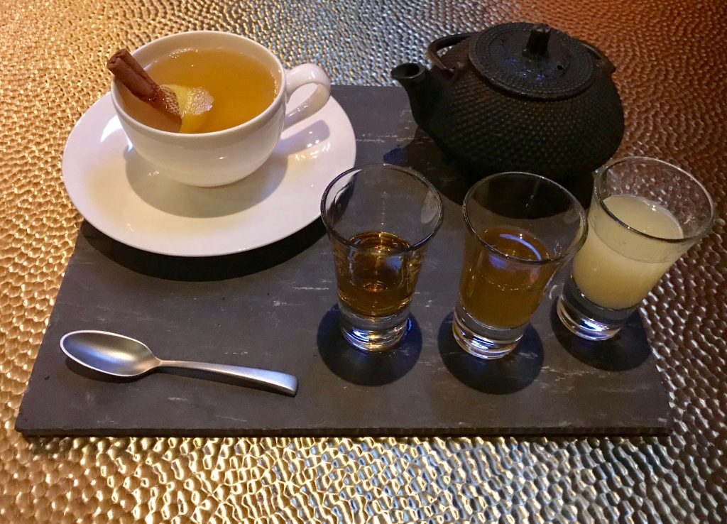 Geraldines Hot Toddy Special Presentation