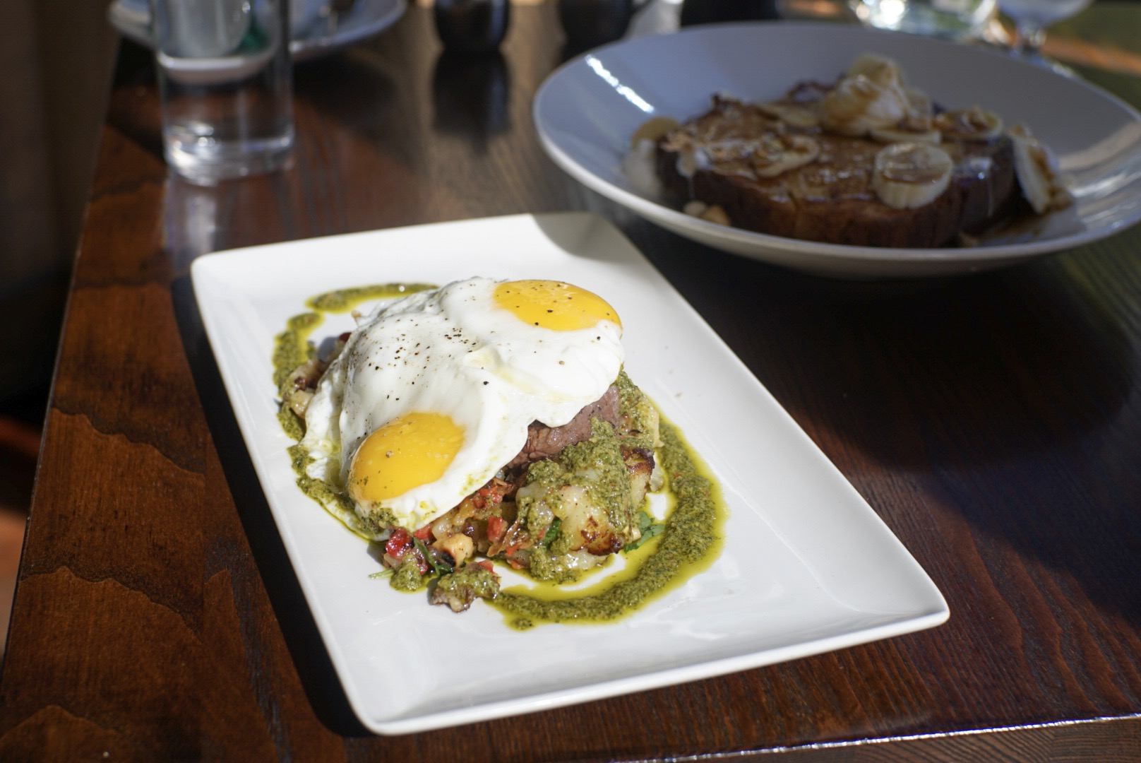 Brunch at Second Bar and Kitchen in Austin
