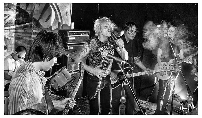 Eastside Suicides Band in Austin