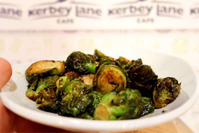 Brussels Sprouts Kerbey Lane Cafe Spring Menu