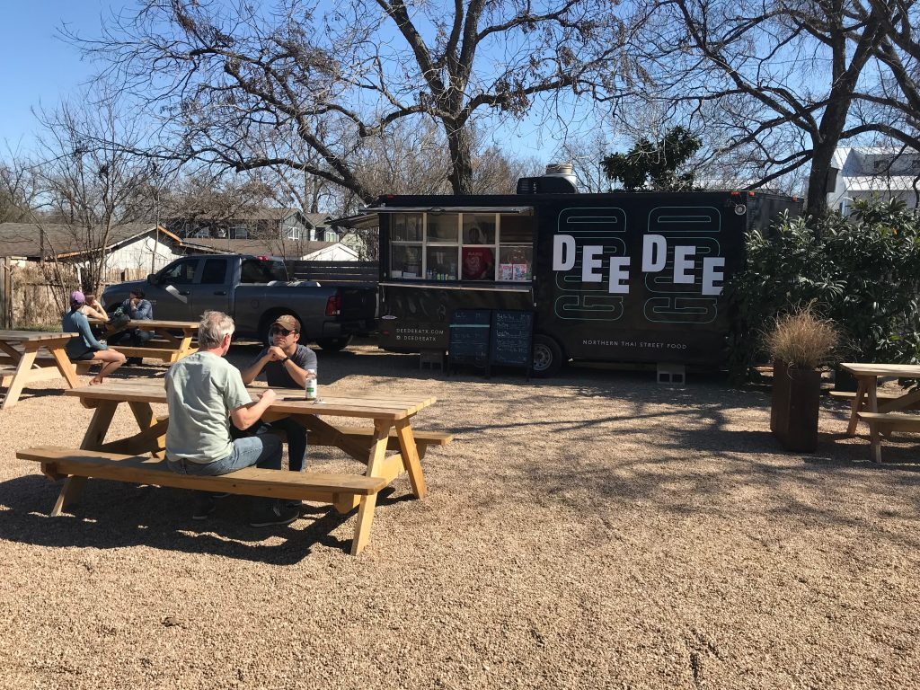 Dee Dee Outdoor Seating Austin