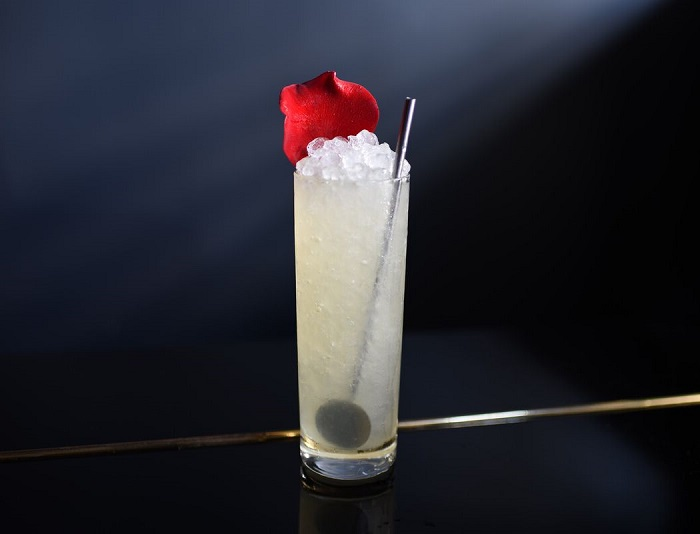 Roosevelt Room's Lonesome Dove Cocktail in Austin