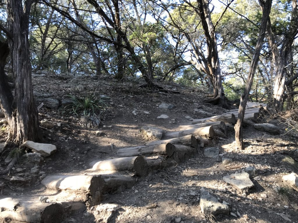 River Place Nature Trail for Experienced Runners in Austin