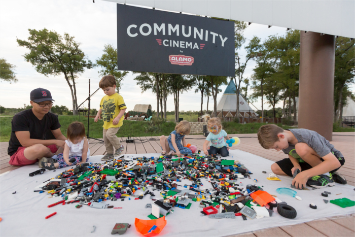 Family Activities at Community Cinema Austin