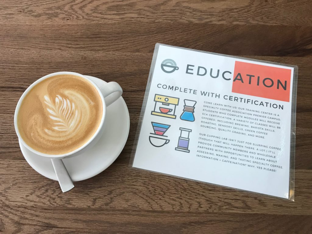 Coffee Education Programs in Austin, TX