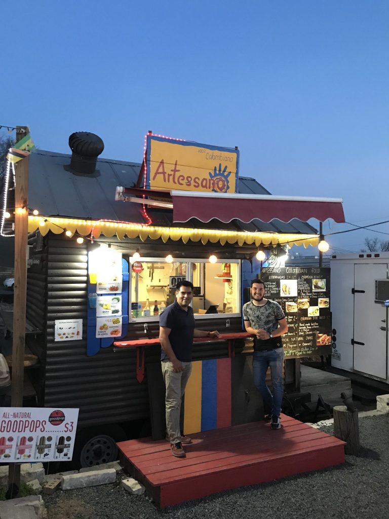 Artessano Food Trailer Owner