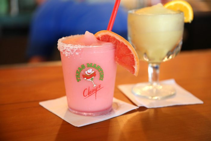 Best Margaritas in Austin at Chuy's