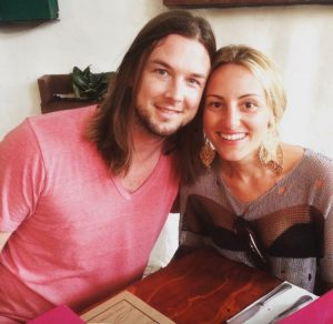 Wes Hurt With Wife Sheila