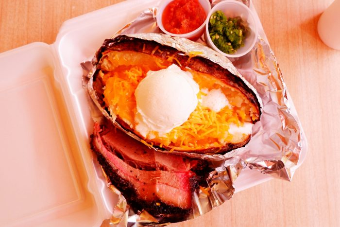 Youngs Burritos and BBQ in San Saba