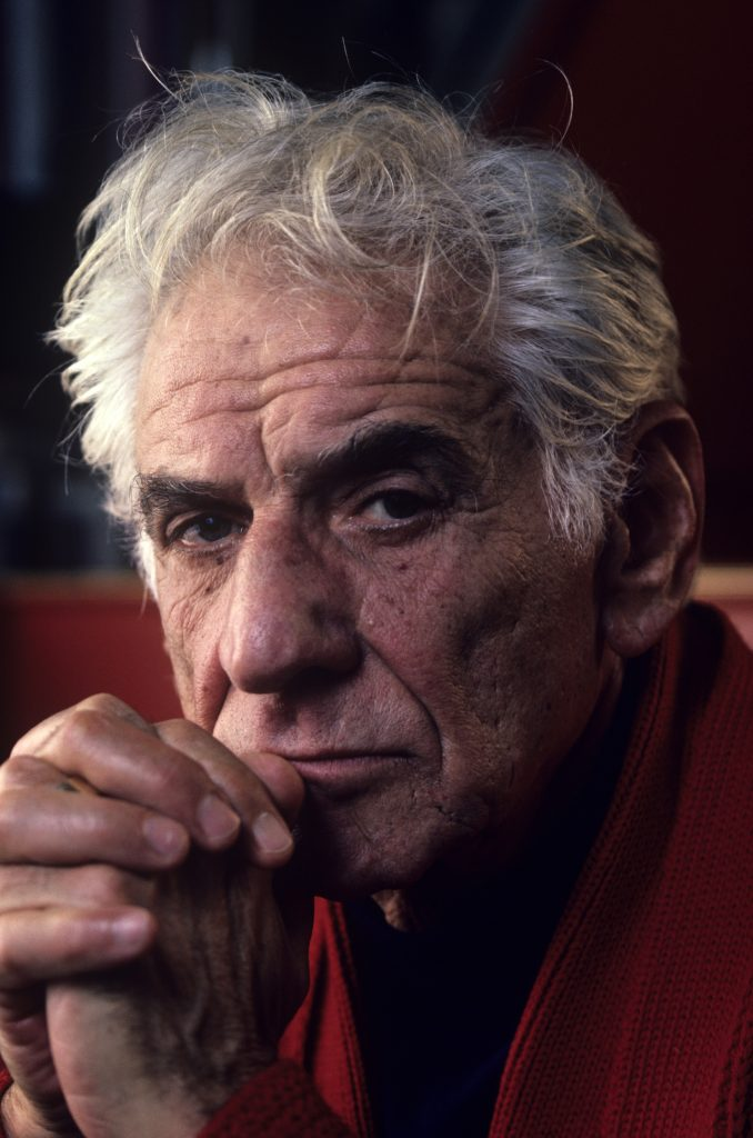 Leonard Bernstein 100th Birthday