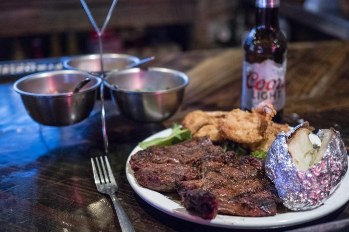 Diggs Restaurant and Club in San Saba