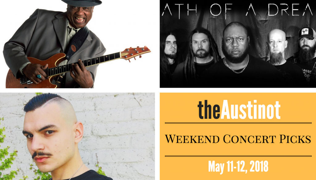 Austinot Weekend Concert Picks May 11