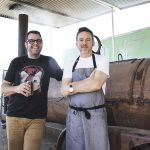 Aaron Franklin and Tyson Cole Collaborate on Loro, Asian Smokehouse and Bar