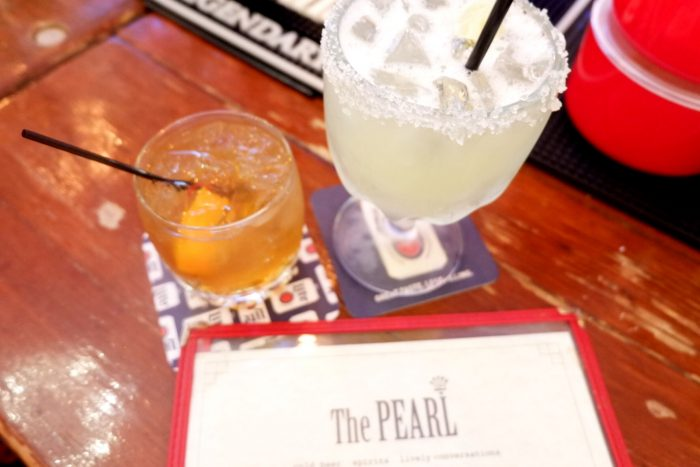 The Pearl Cocktail Bar in Lockhart
