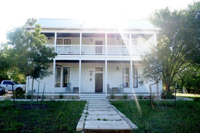 Ellison House Lodging in Lockhart