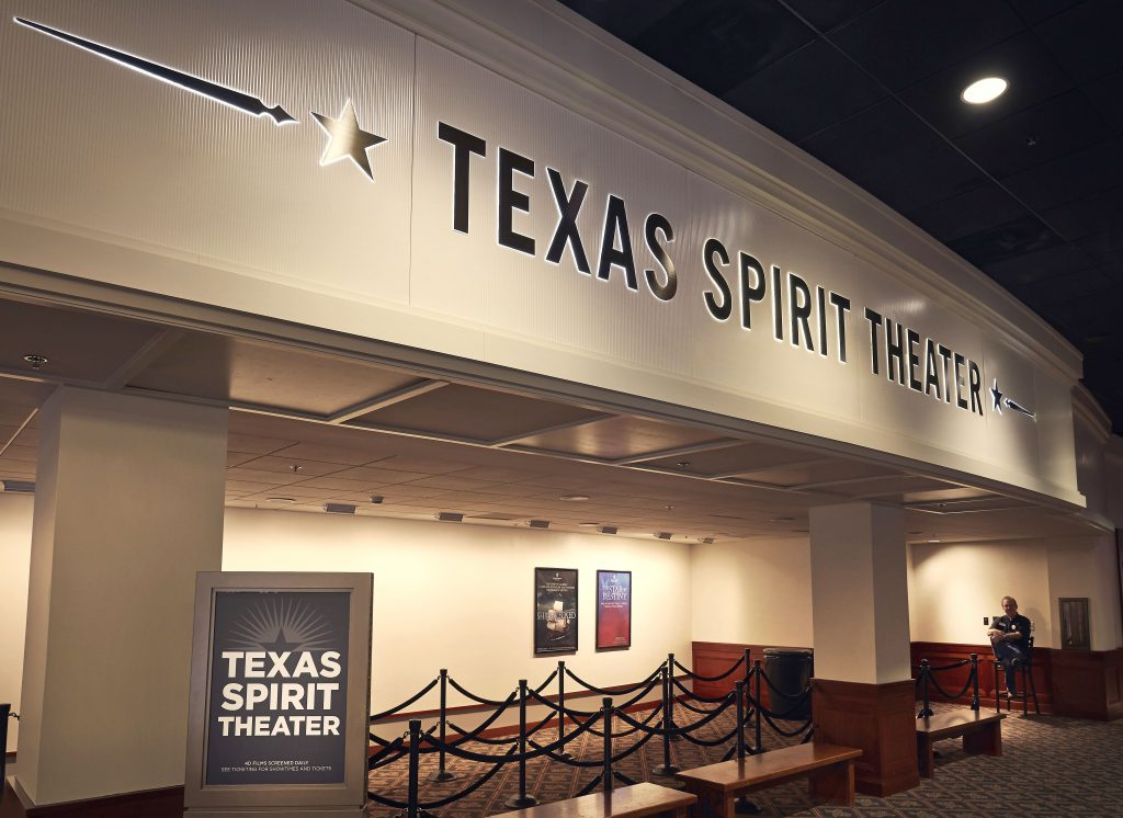 Bullock Museum Texas Spirit Theater