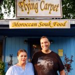 The Flying Carpet Food Truck Magically Transports Austinites to Morocco