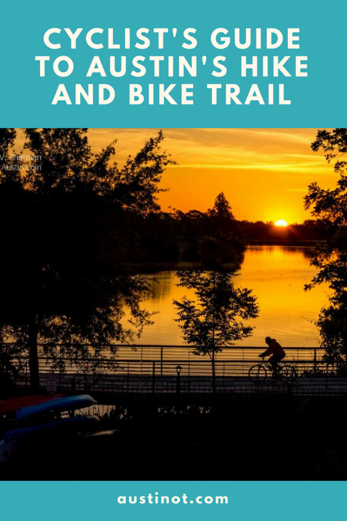 Cyclists Guide to Austin's Hike and Bike Trail