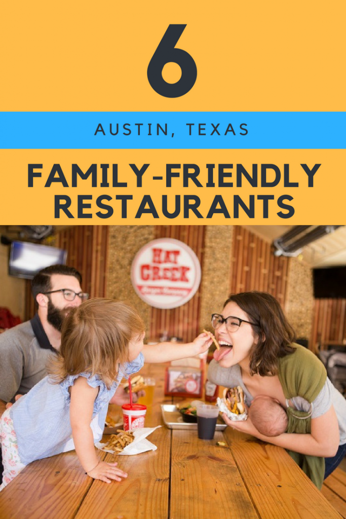Family-friendly Restaurants in Austin