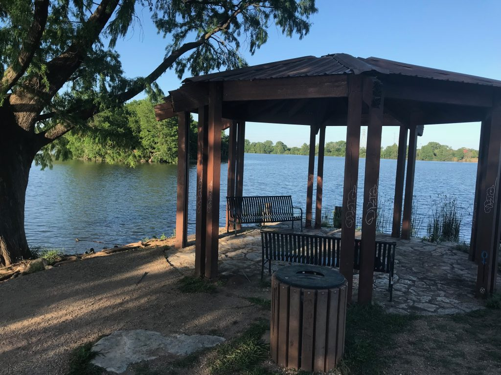 Lady Bird Lake Gazebo
