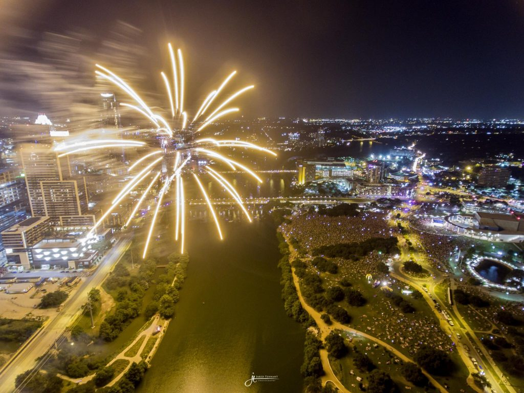 H-E-B Austin Symphony July 4th Fireworks and Concert in Austin