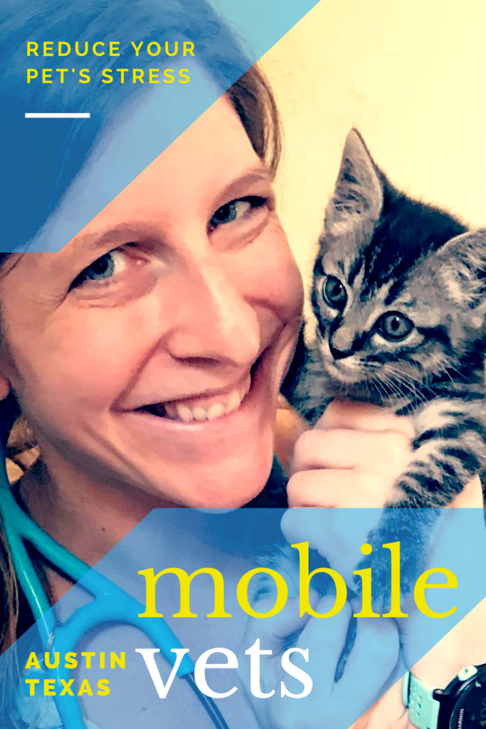 Mobile Veterinarians in Austin Texas