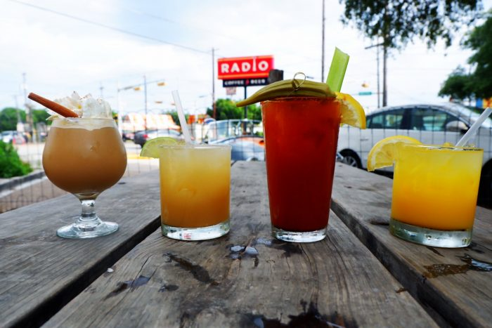 Radio Coffee & Beer Serves Cocktails