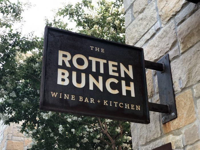 The Rotten Bunch Wine Bar and Kitchen North Austin