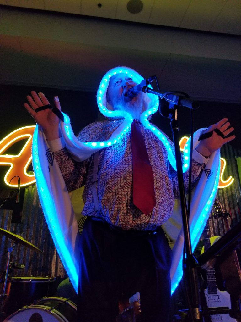 Kevin Russell of Shinyribs Austin