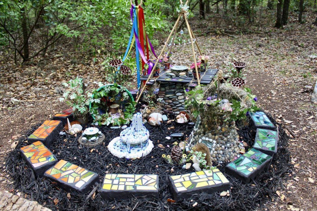 Woodland Faerie Trail at Zilker Botanical Garden