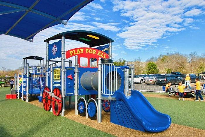 Play For All Park Round Rock