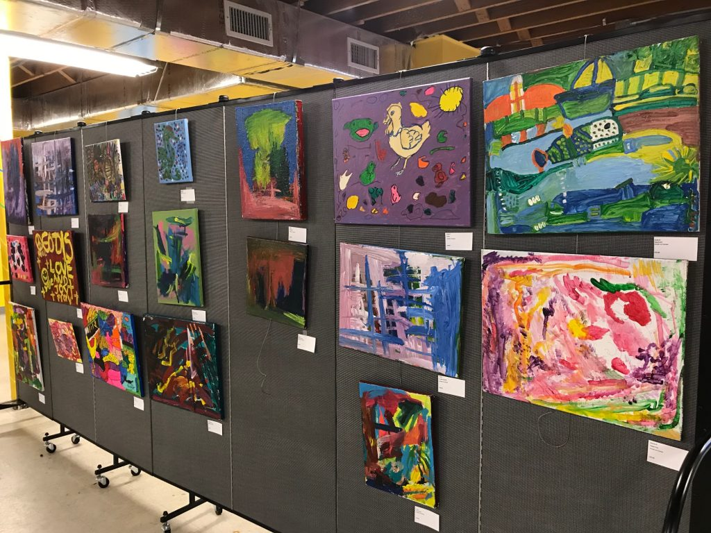 Arc of the Capital Area Art Show