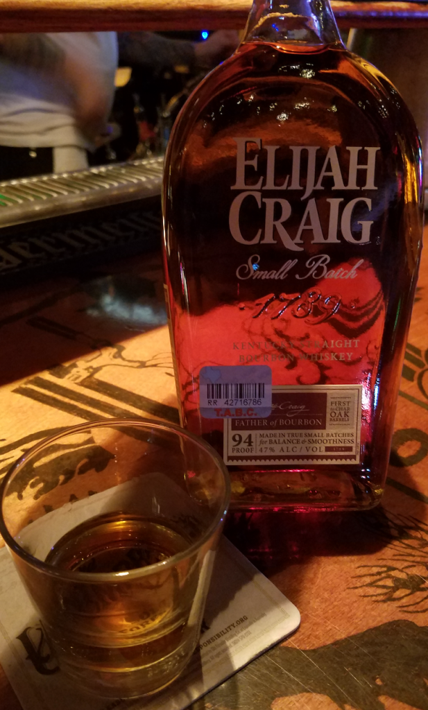Elijah Craig Small Batch Austin