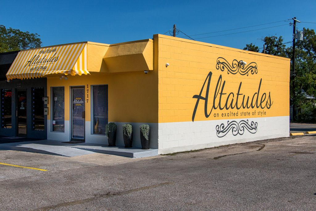 Altatudes Boutique in East Austin