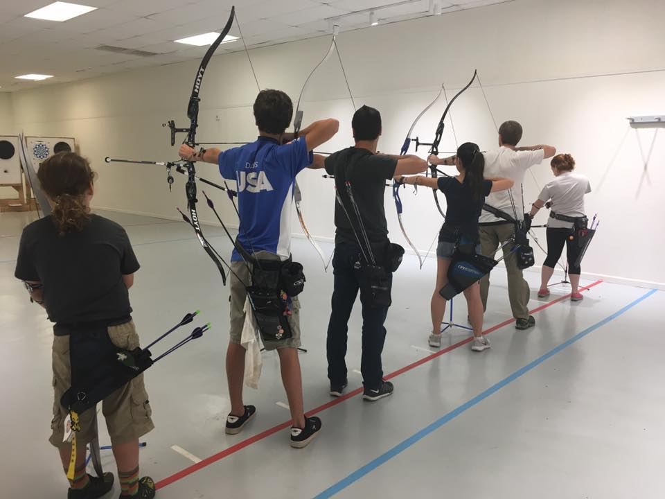 Archery Training Center Austin Texas