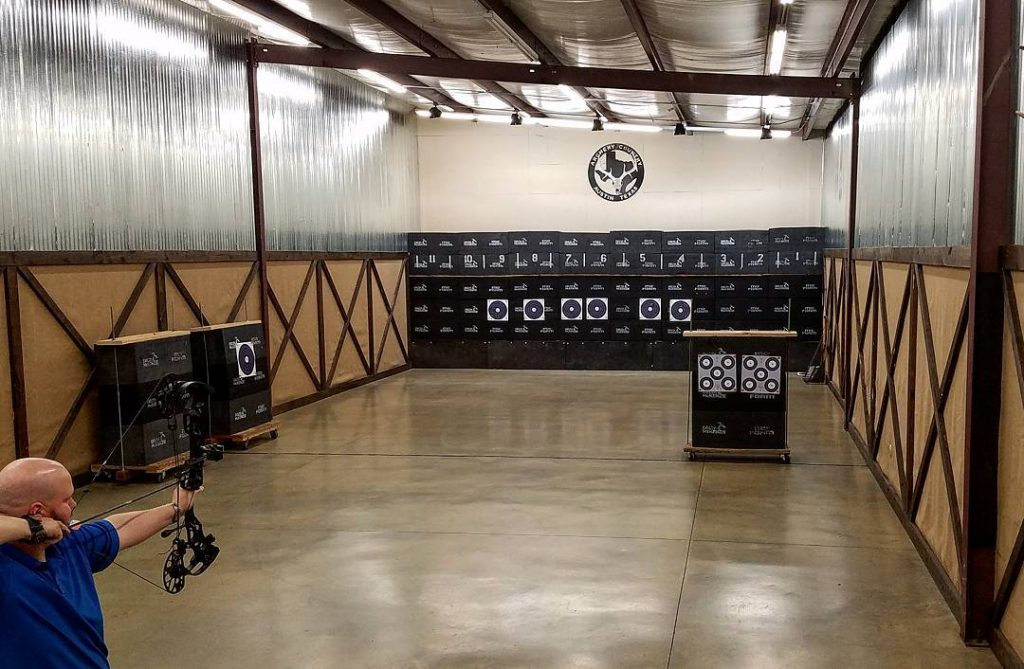 Places to Practice Archery in Austin