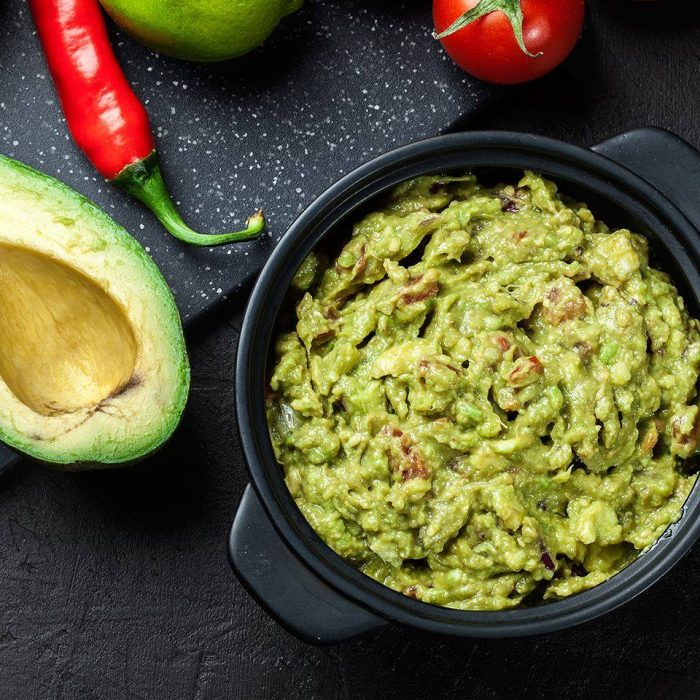 Z'Tejas's Tableside Guacamole