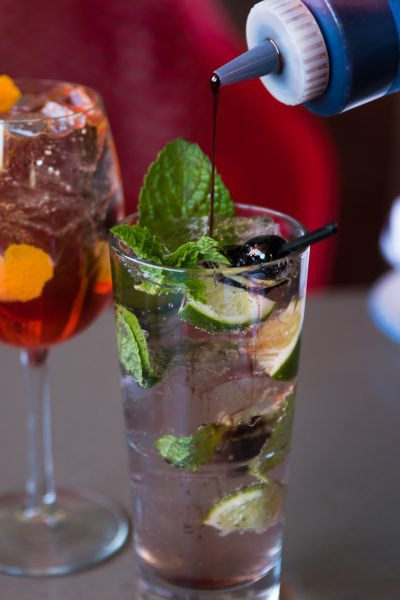 Jack Allen's Kitchen Mojito in Austin